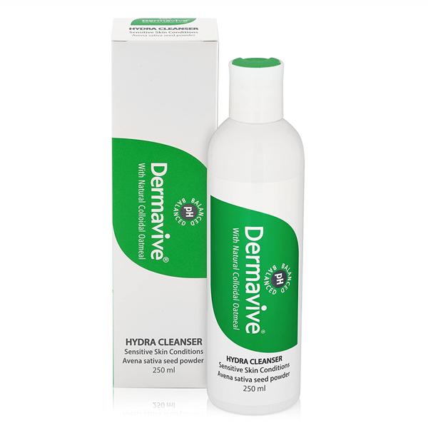 DERMAVIVE HYDRA CLEASER 250ML