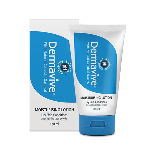Dermavive Moisturising Lotion – 120 ml