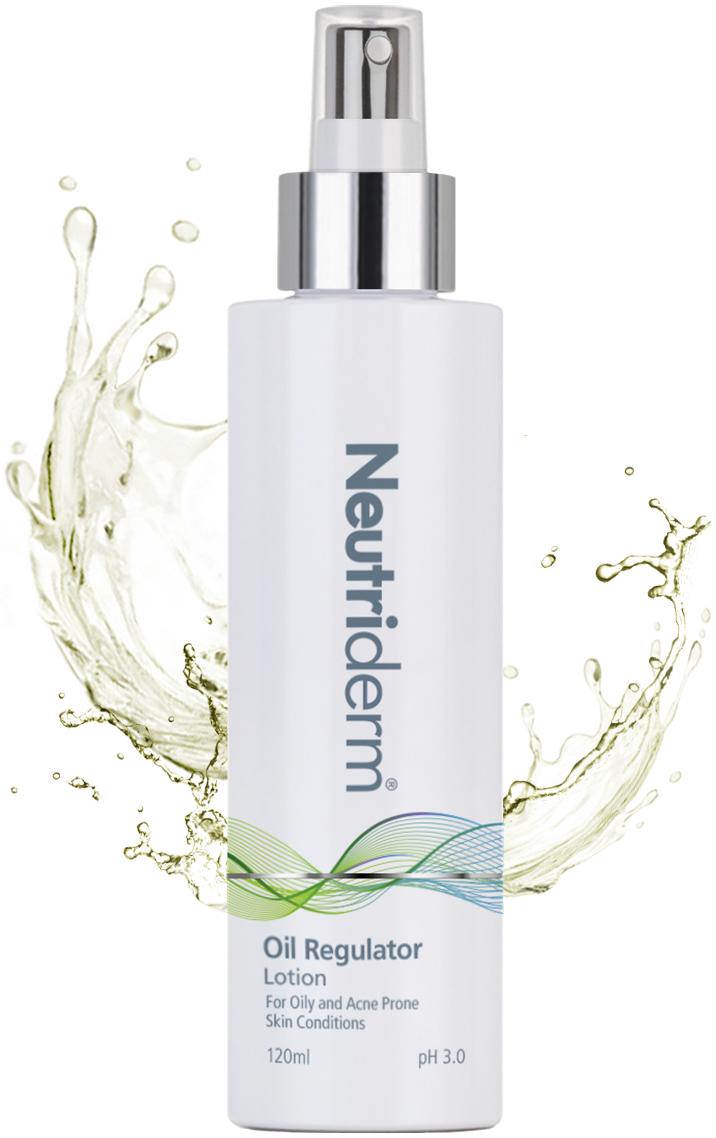 Neutriderm Oil Regulator Lotion – 120 ml