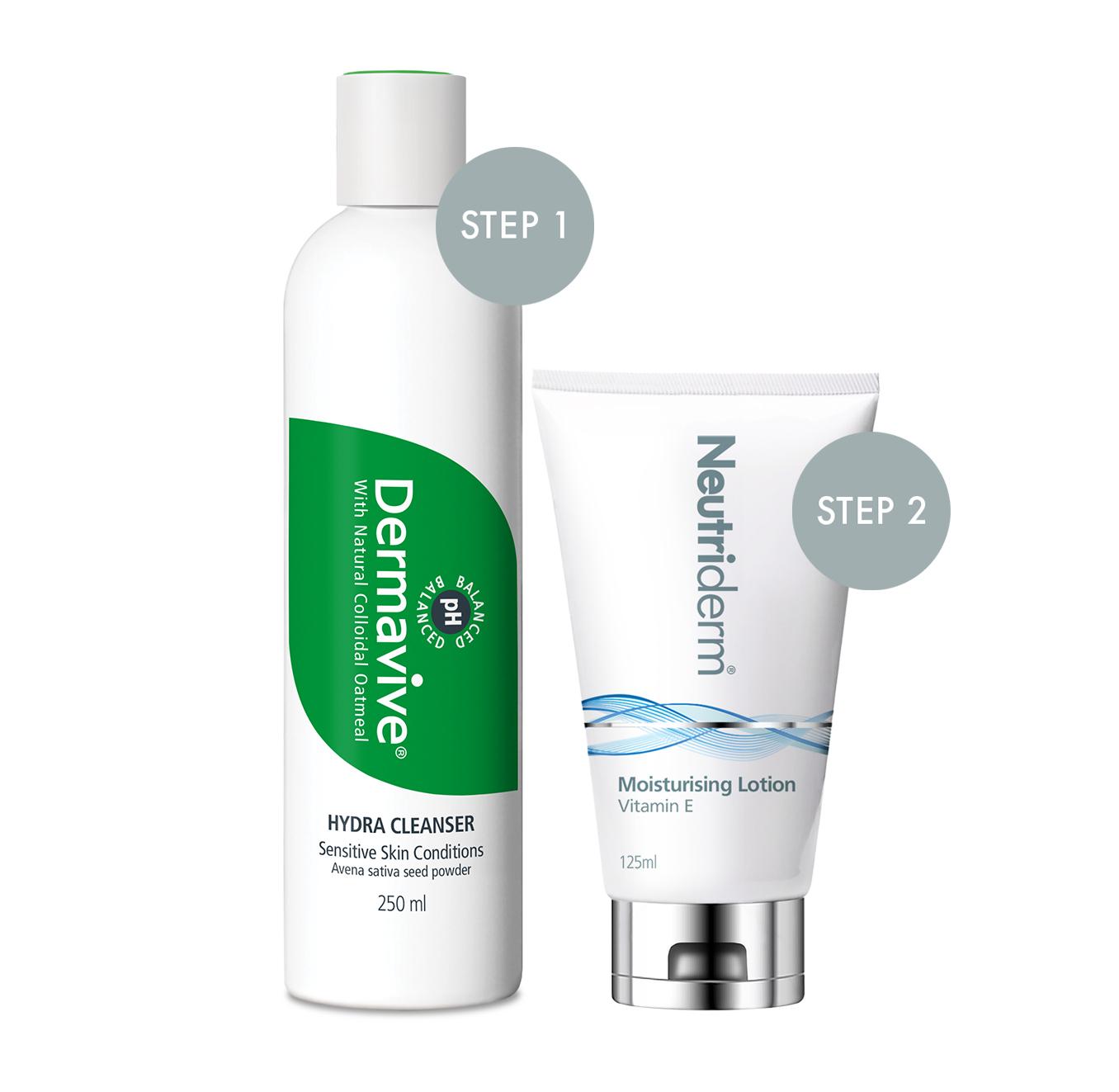 Neutriderm Pre-Makeup Skincare Combo 2